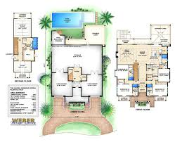 beach style house plans plan 55 236 incredible 3 storied 8 vitrines