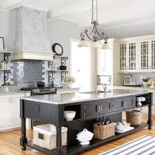 Built In Kitchen Islands Kitchen Island Bar Ideas Blue Wooden L Shape Cabinet Minimalist