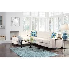 Wolf Furniture Outlet Altoona by Sectional With Left Chaise In Performance Fabric By Benchcraft