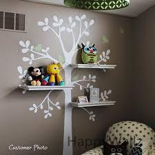 stickers arbre chambre b bébé pépinière arbre wall sticker arbre sticker maison oiseaux