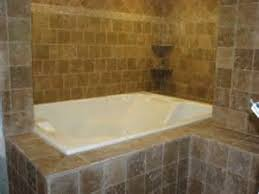 Tiling Bathtub How To Tile A Tub Surround Installing Bathroom Tile Around Tub Tsc