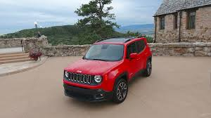 red jeep renegade 2016 2015 jeep renegade almost everything you wanted to know video