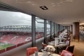 liverpool football club vip lounges at anfield stadium graven