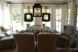 southern living dining rooms
