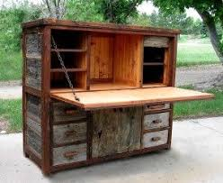 Rustic Desk Ideas The 25 Best Rustic Computer Desk Ideas On Pinterest Diy