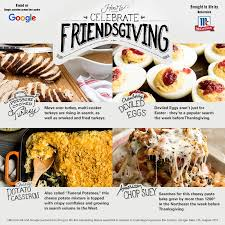 mccormick corp on celebrate friendsgiving with the most