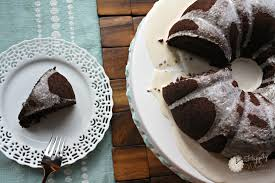 chocolate desserts thanksgiving a sweet thanksgiving chocolate pumpkin bundt cake happily whole