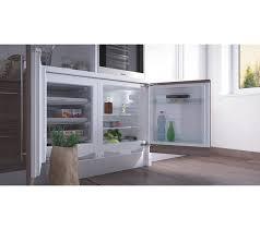 under cabinet fridge and freezer buy gorenje riu6f091awuk integrated undercounter fridge free