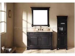 Allen Roth Bathroom Cabinets by Bathroom Chelsea Black Bathroom Vanity 24 Inch By Simpli Home