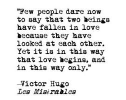 wedding quotes literature les miserables quote retro typewriter literary print