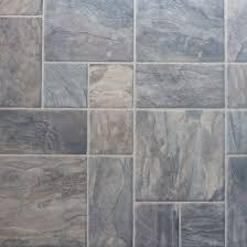 Waterproof Tile Effect Laminate Flooring Charcoal Tile Effect Laminate Flooring