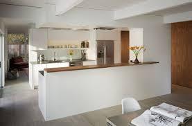 separation cuisine salle a manger étourdissant idée séparation chambre salon et chambre enfant