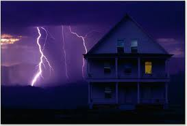 lightning causes of color
