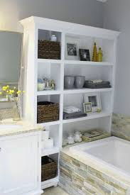 Over The Toilet Shelving Bathroom Over The Toilet Storage Ideas Solid Side Support Glossy