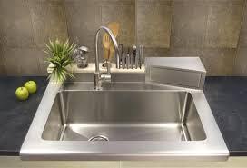 Sink Kitchen Stainless Steel Modern Interior Bathroom Accessories - Kitchen stainless steel sink
