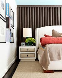 bedrooms with curtain bed decorate the house with
