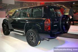 nissan philippines nissan patrol super safari rear left three quarter at the