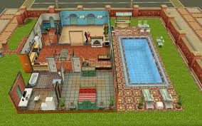 home design story quests sims freeplay housing latin villa sims house ideas pinterest