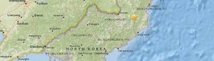 Nuclear Bomb Map It Looks Like North Korea Just Detonated Its Biggest Nuclear Bomb