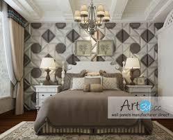 bedroom wall design ideas bedroom wall decor ideas faux leather