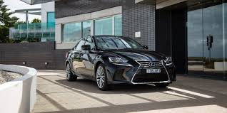 lexus is300h wheel size 2017 lexus is300h sport luxury review caradvice