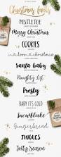 christmas fonts skyla design