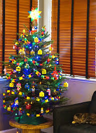 themed christmas tree kids lego themed christmas tree happiness is