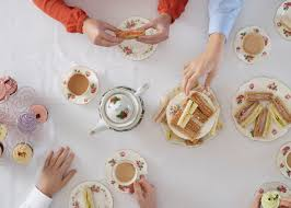 How To Set A Casual Table by How To Host An Afternoon Tea Party