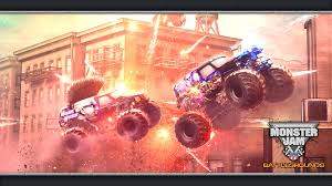house crypt haunted monster truck steam card exchange showcase monster jam