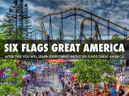 Six Flags Great America New Ride Six Flags Great America By Devin Braden