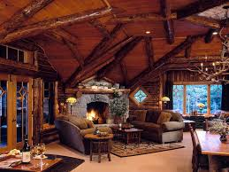 log home interiors photos 20 luxury rustic lodges log cabins to inspire you this winter