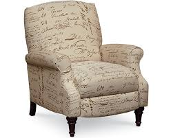 High Back Leather Recliner Chair Chloe High Leg Recliner Recliners Lane Furniture Lane Furniture