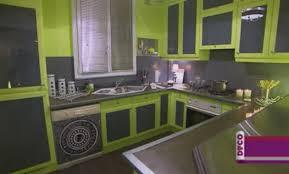 cuisine verte anis cuisine vert anis peinture acrylique cuisine peindre un mur en noir