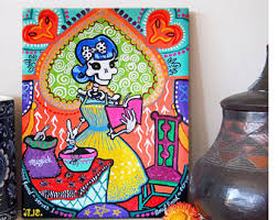 Mexican Kitchen Curtains by Mexican Folk Art Etsy