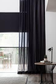 Black Sheer Curtains Decorating Exquisite Black Sheer Curtains Decorating Black Sheer