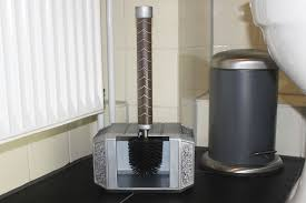 thor s hammer toilet brush