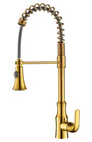 gold kitchen faucet the other cool thing is that there is a free ship gold kitchen faucet single hole deck mounted hot and cold sink tap water tap