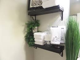 on the shelf accessories guest bathroom decorating on a budget be my guest with
