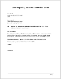 medical permission letter request letter to doctor for free