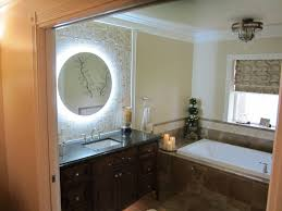 wall mounted makeup mirror with lighted battery amazing wall mounted makeup mirror lighted u mount ideas picture for
