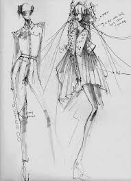 How To Draw Fashion Designs Fashion Design Drawings Fashion Sketchbook Illustrations