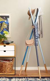 cool coat rack 20 innovative modern ideas for decorating with rope dans le