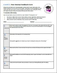 peer evaluation form sample cooperative learning this free pdf
