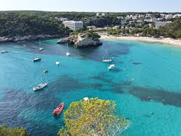 the magical balearic island of menorca the baguettenbergers