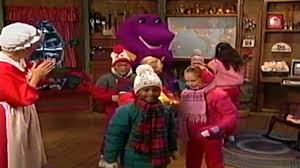 barney and the backyard gang coat elapse and sleigh zooming