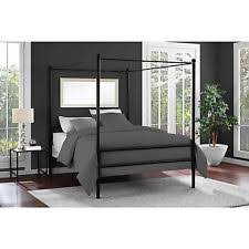 Platform Canopy Bed Bombay Company Mahogany Canopy 4 Poster Queen Size Bed Herning
