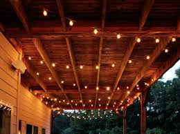 Outside Patio String Lights Outdoor Patio String Lights G50 Patio String Light Set