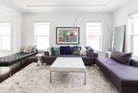 Area Rug White How To Make A Small Room Look Bigger Iag