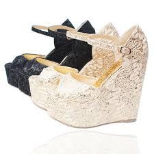 wedding shoes wedges wedding shoes wedges 2016 dreamingsummit