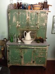 Antique Green Kitchen Cabinets 873 Best Hoosier Kitchen Cabinets Images On Pinterest Hoosier
